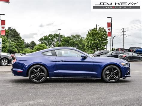 mustang for sale ottawa used 2016 ford mustang 2 30 ecoboost ottawa wheels ca