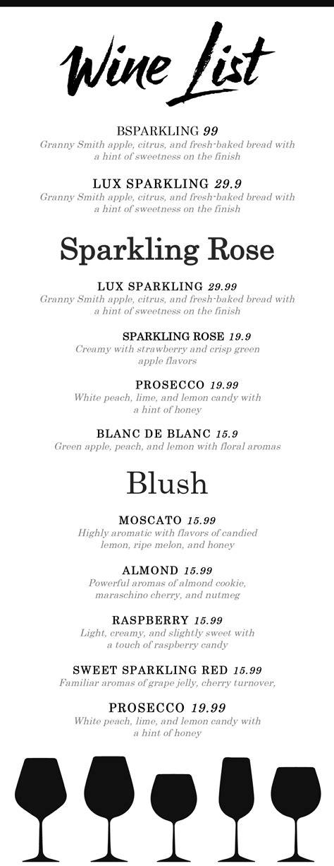 free wine menu template design templates menu templates wedding menu food menu bar menu template bar menu