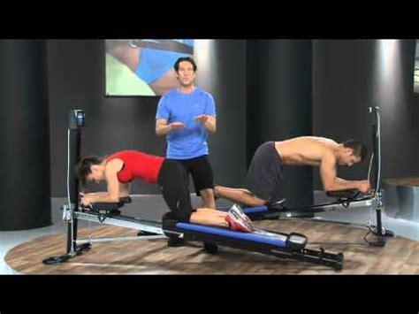 total gym accessory ab crunch youtube