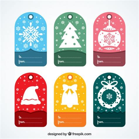 colored tags colored tags vector free