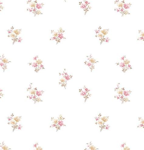 tappezzeria inglese carta da parati romantica floreale stile inglese shabby