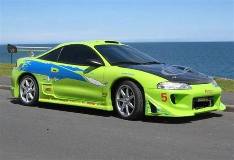eclipse mitsubishi fast and furious mitsubishi eclipse 1995 fast and furious cars