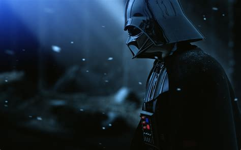 hd background darth vader helmet wars black snow