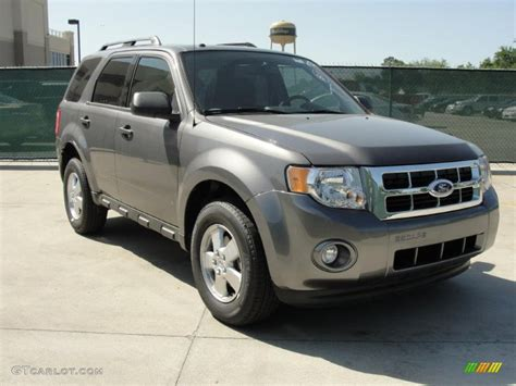 ford escape grey 2011 sterling grey metallic ford escape xlt 48099737