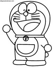 1 L Con Outline by Doraemon Para Colorear Az Dibujos Para Colorear