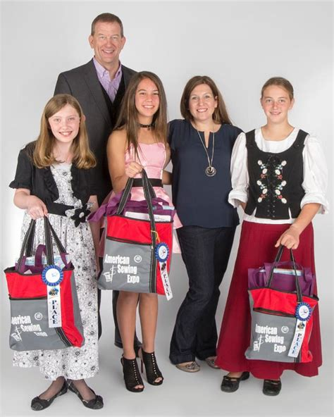 Fs 138 Katun Denim place winners in each of the three age categories are