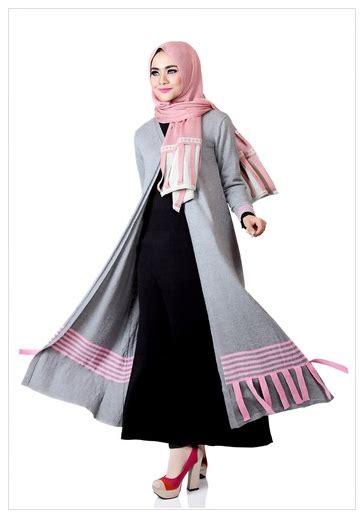 Baju Muslim Wanita Terbaru 2016 contoh desain busana muslim wanita koleksi terbaru 2016