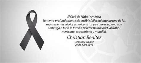 imagenes que digan descansa en paz el mundo del f 250 tbol lamenta la muerte de chucho benitez