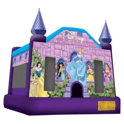 Disney Bounce House by Solid Rock Sports Bounce Houses Moonwalks Disney