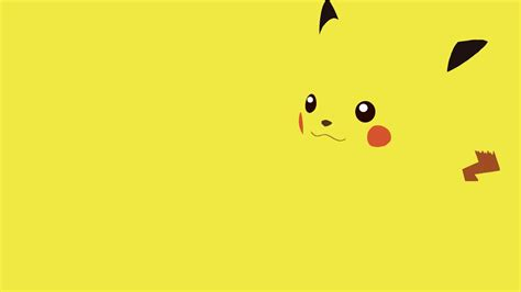 wallpaper laptop pikachu pok 233 mon pikachu wallpapers wallpaper cave