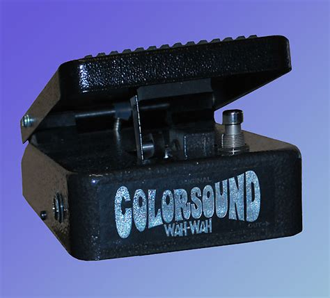 wah inductorless wah inductorless 28 images colorsound wah wah effects database sola sound colorsound