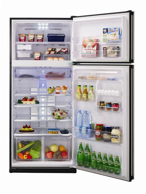 Kulkas 1 Pintu Big Freezer image gallery open fridge