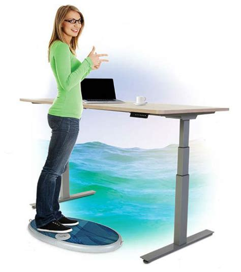 Burn More Calories Wurfing In Front Of Your Standing Desk Standing Desk Calories Per Day