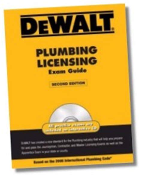 Delaware Plumbing License by Plumber S Preparation Guide