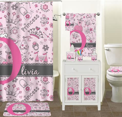princess bathroom decor princess bathroom accessories set ceramic personalized potty training concepts