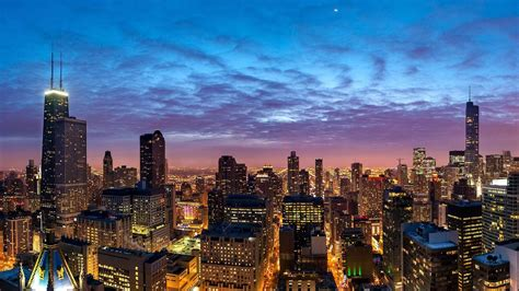 cityscape wallpaper chicago cityscape wallpaper 1206845