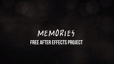 after effects typography tutorial video copilot after effects project rain drop trailer