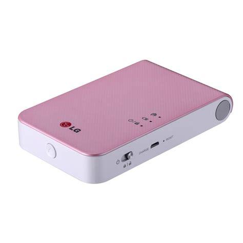 Mini Printer Android lg pocket photo pd239 mobile mini picture printers for