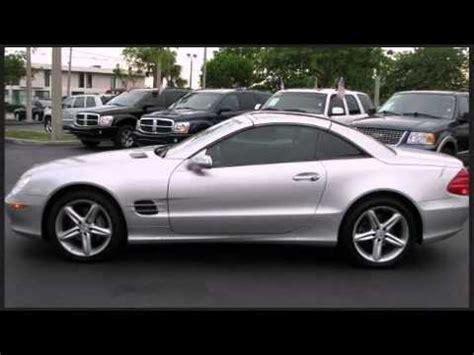 all car manuals free 2005 mercedes benz sl class transmission control 2005 mercedes benz sl class sl500 roadster youtube