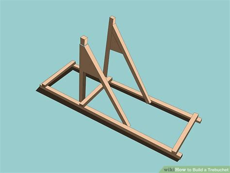 how to make a sling 10 steps with how to build a trebuchet with pictures wikihow