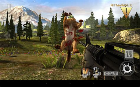 mod game wild hunter deer hunter 2014 games for android free download deer