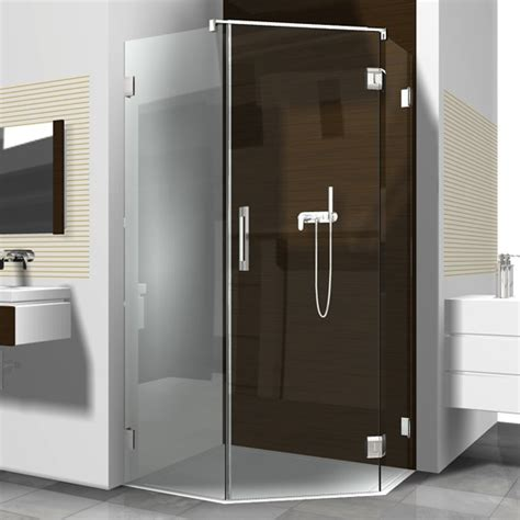 eck duschtüren glas 5 eck duschen mit verschiedenen duschbeschl 228 aus