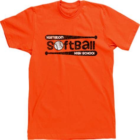 design a softball shirt image market student council t shirts senior custom t