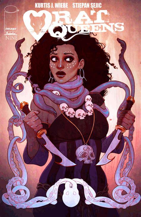 libro rat queens volume 3 rat queens 9 releases image comics