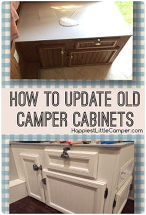 how to make rv cabinets 1000 ideas about popup cer remodel on