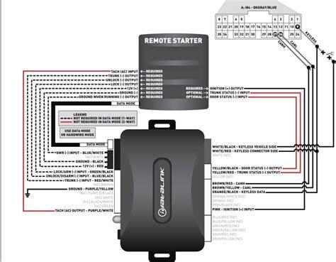 compustar remote start wiring diagram wiring diagram