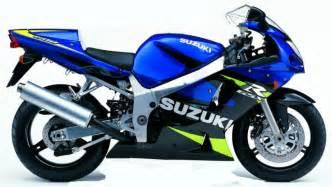 2001 Suzuki Gsxr600 Suzuki Gsx R600