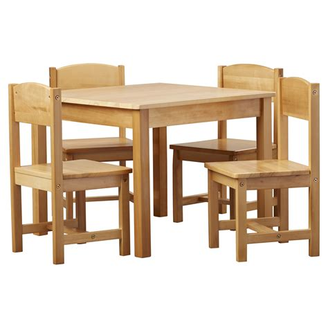 kidkraft farmhouse table and chair set kidkraft farmhouse 5 table chair set