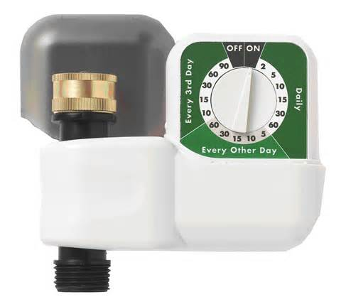 water faucet timer orbit easy set hose faucet water timer for automatic