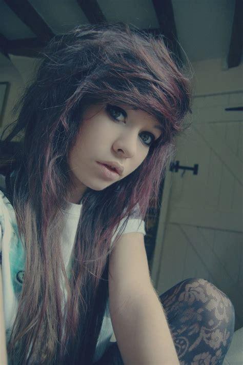 emo indie hairstyles 169 best dope hair images on pinterest cute hairstyles