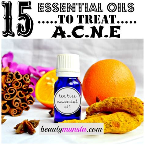 Treating Acne With Essential Oils by List Of Best Essential Oils For Acne How To Use