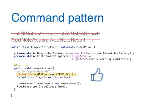 command pattern web api easy rest apis with jersey and restygwt