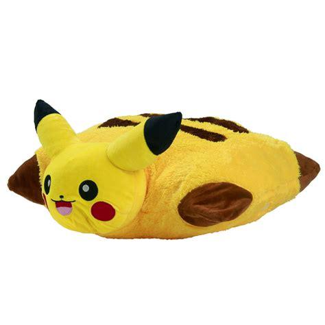Boneka Pikachu Size L 40 Cm 40 60cm pikachu pillow soft stuffed animal plush doll toys sytopia plush cushion
