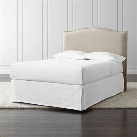 crate and barrel upholstered headboard crate and barrel bedroom sale save 20 beds dressers