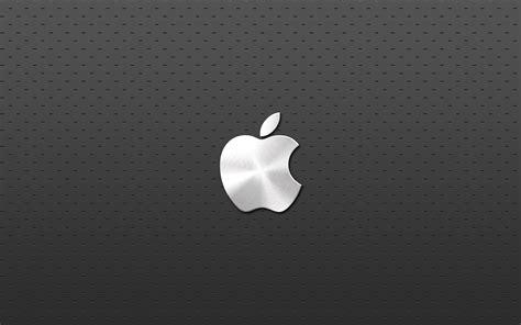 Metal Apple Wallpaper | apple metal wallpaper by kedzigfx on deviantart