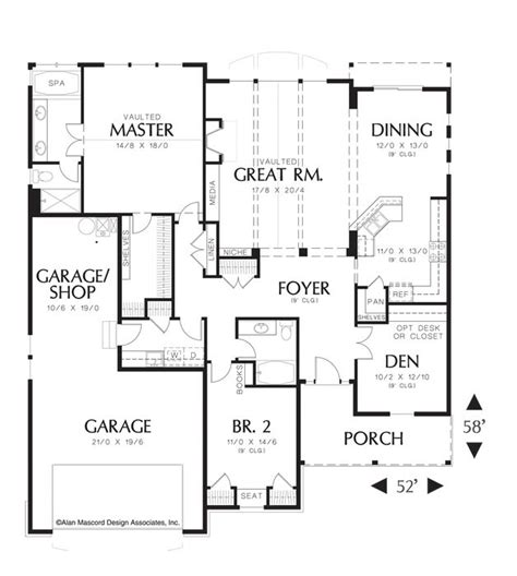 ranch house plans with bonus room house plan 1150 the lindley houseplans co add a bonus