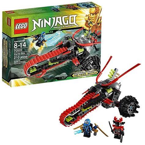 Toys Lego Ninjago Warrior Bike 70501 lego ninjago 70501 warrior bike lego ninjago construction toys at entertainment earth