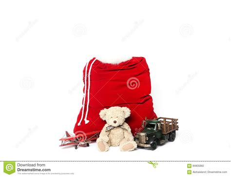 red santa sack for babies pictures isolated santa stock images 76 042 photos