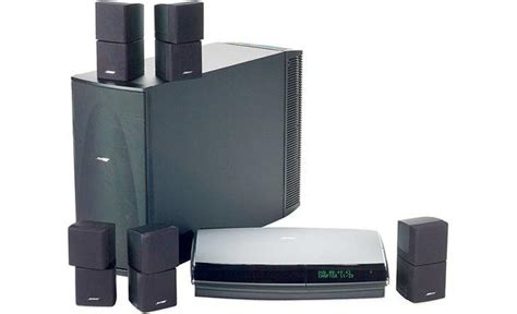 bose 174 lifestyle 174 28 series ii system black speakers