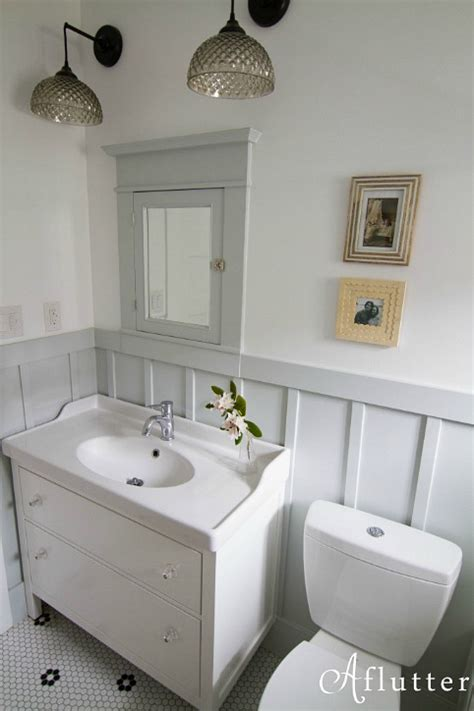 bathroom design blog how sarah made her small bungalow bath look bigger