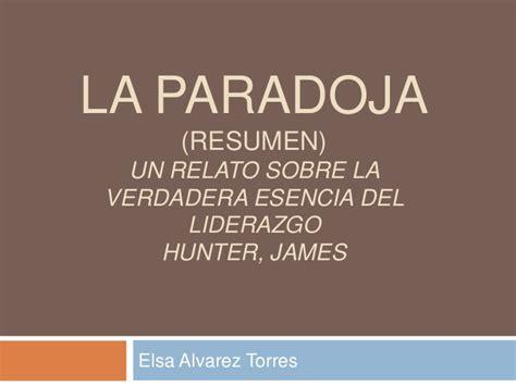 la paradoja un relato 847953365x resumen paradoja elsa a lvarez