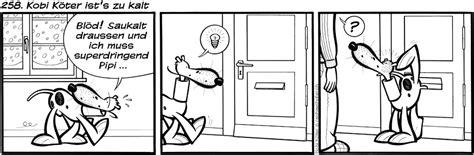 Was Ist Ein Bd Klo by Kobi K 246 Ter Hunde Comic Strips Pinkeln