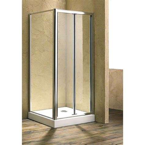 Shower Door 900 Bc 900 Bi Fold Shower Door Enclosure Buy At Bathroom City