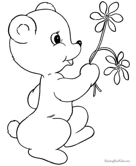 preschool coloring pages valentines day preschool valentine coloring pages 024