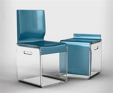 Bathroom Space Saving Ideas compact boxy chairs