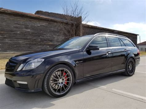 Mercedes E63 For Sale by 2012 Mercedes E63 Amg Wagon For Sale On Bat Auctions
